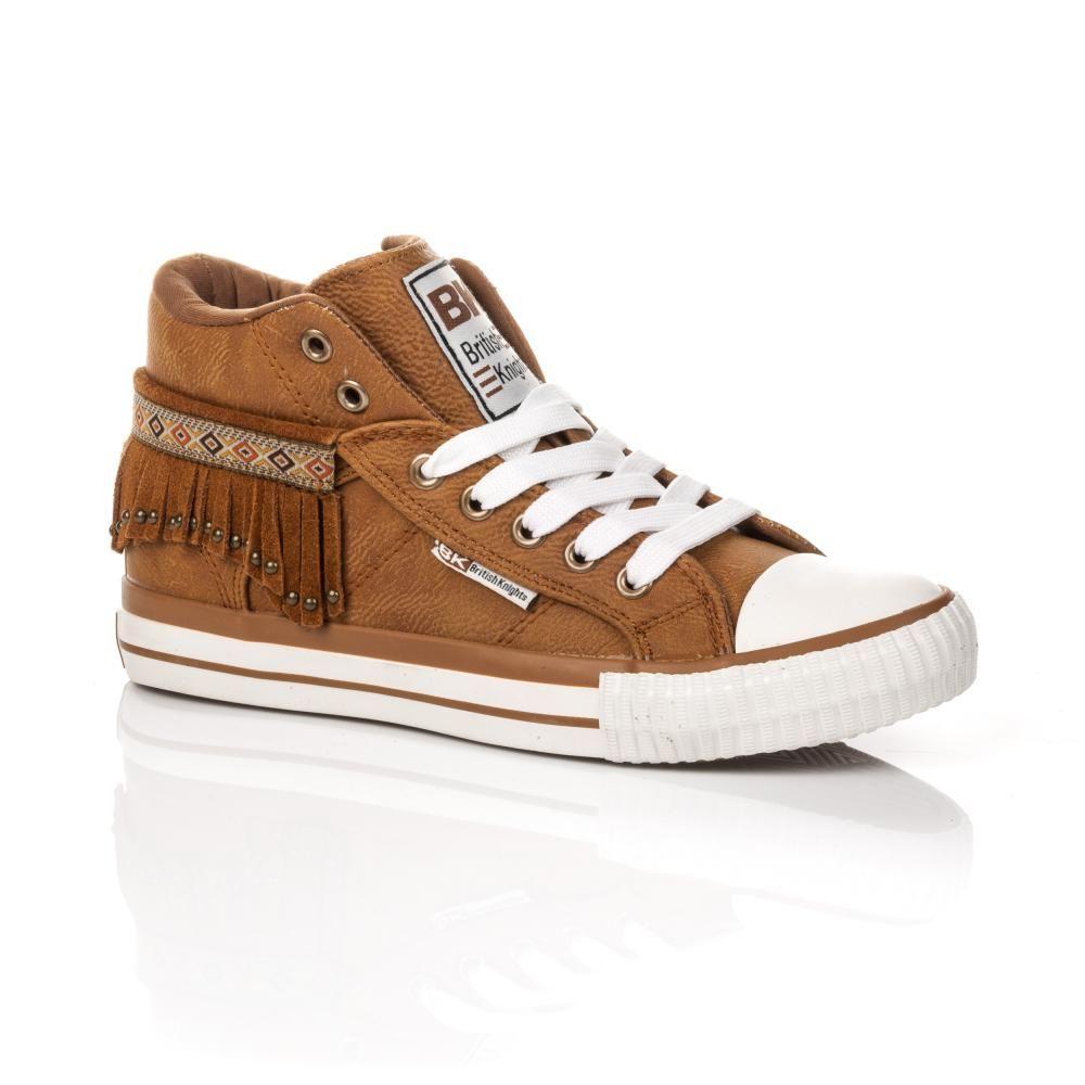 site professionnel produits chauds meilleur choix Baskets / Sneakers Femme Marron | chaussure | Basket ...