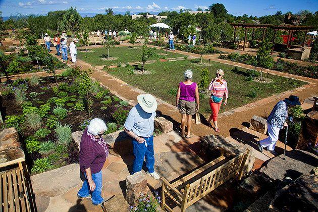 Merveilleux Santa Fe Botanical Garden