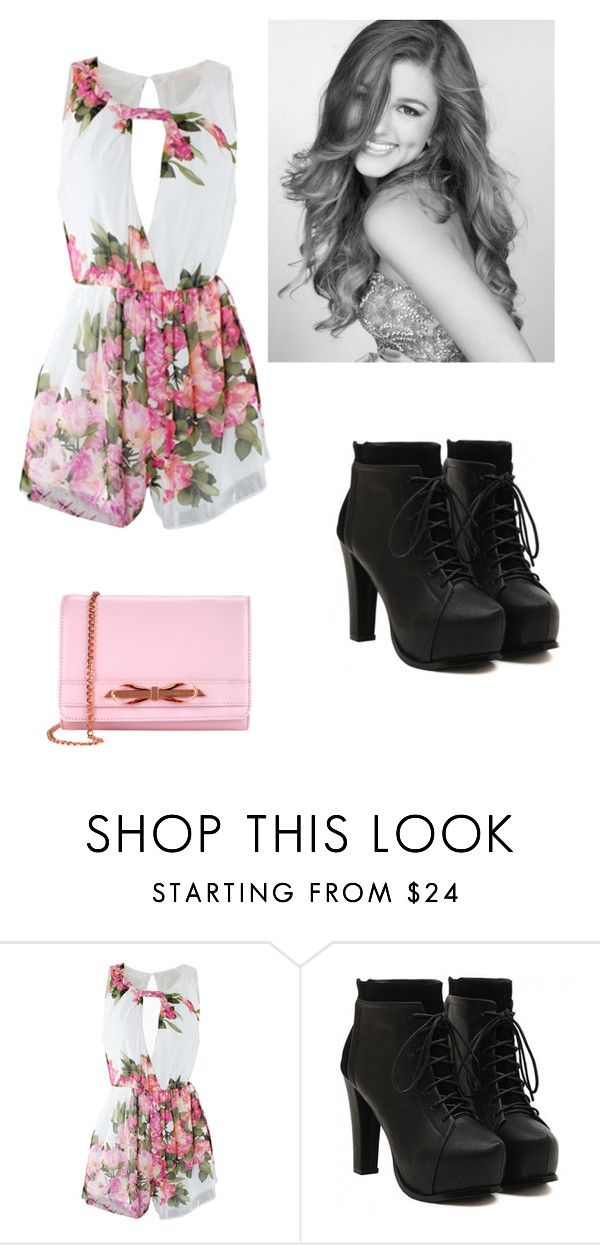 Unknown #8 by k-monty on Polyvore featuring Ted Baker