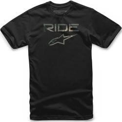 Photo of Alpinestars Ride 2.0 Camo T-Shirt Schwarz M Alpinestars