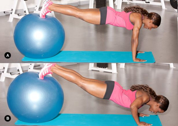 Great glutes in 20min
