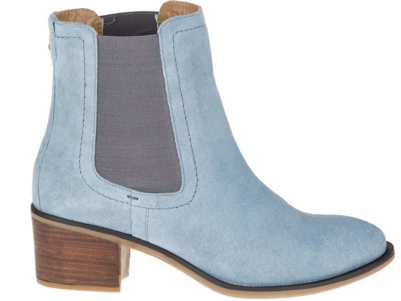 Shoe of the Day Hush Puppies Shoes, Blue suede shoes