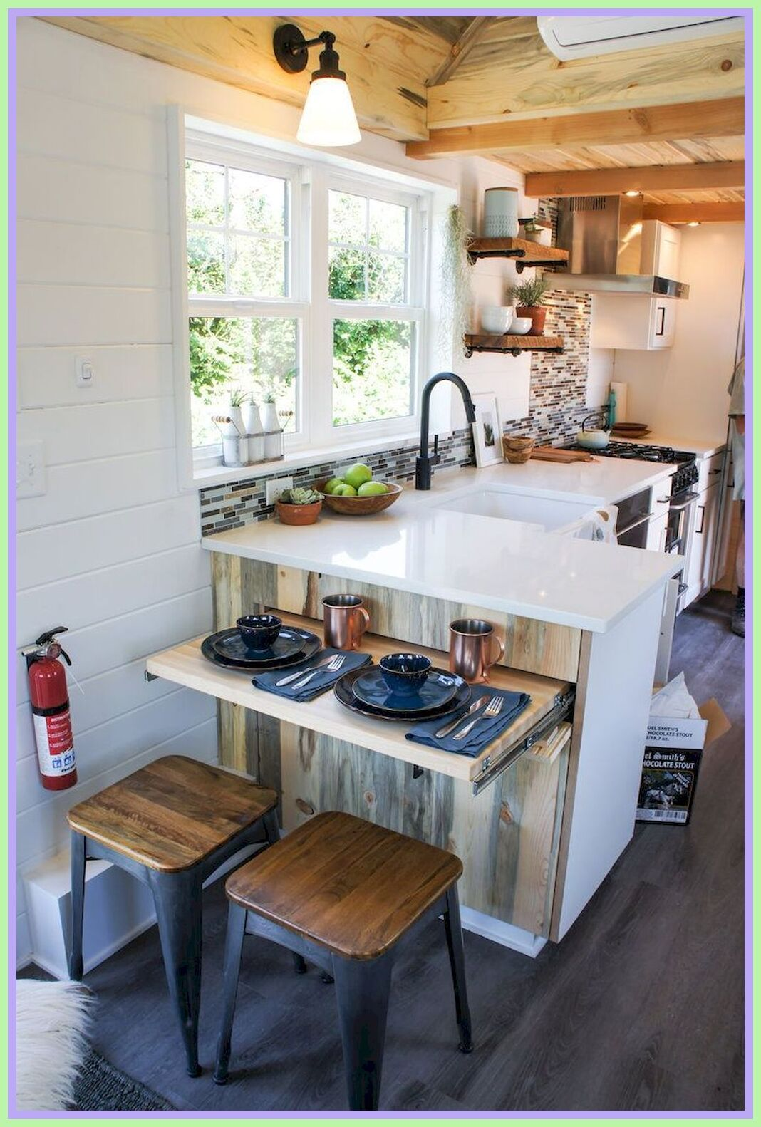 113 Reference Of Kitchen Dining Room Small Tiny House Decor In 2020 House Design Kitchen Tiny House Kitchen Kitchen Design Small
