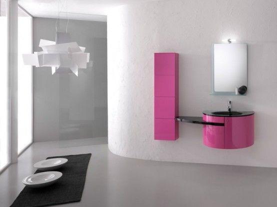 Modern Bathroom Furniture Sets