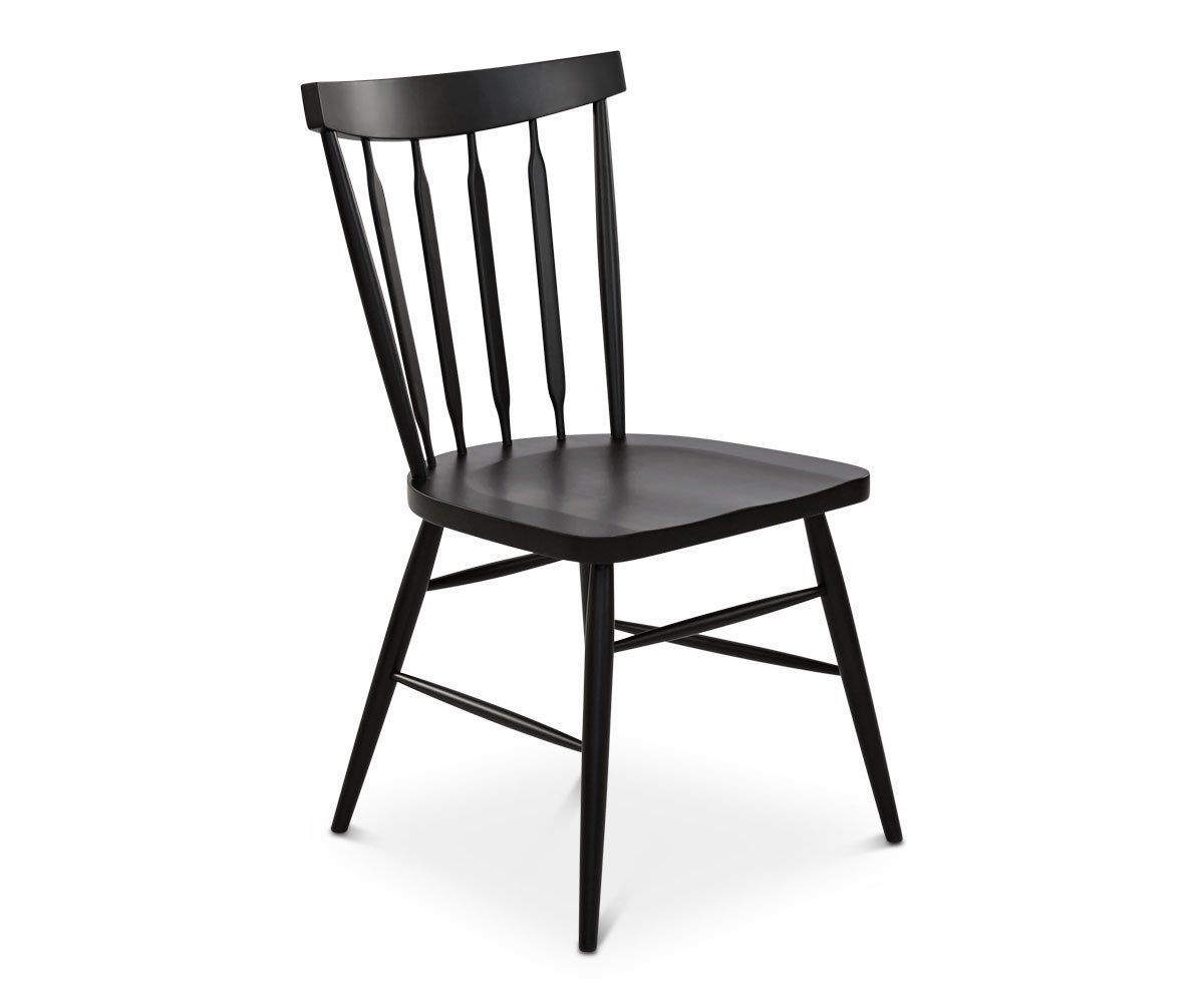 Paige Dining Chair Black Scandinavian Designs With Images