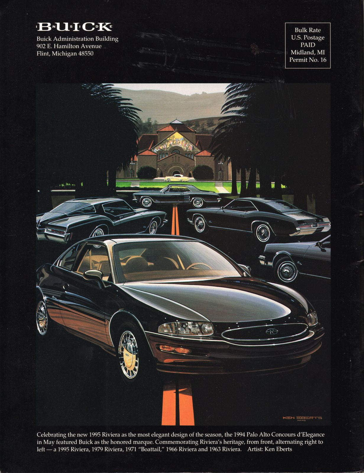 1995 buick riviera and historic rivieras wouldn t you really rh pinterest com 2005 Buick Riviera 2005 Buick Riviera