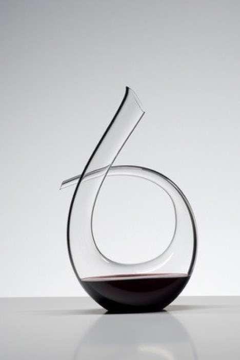 1e76c3e3b40fdd Cette carafe à  vin design serait parfait à table pour impressionner vos  invités !  decoration