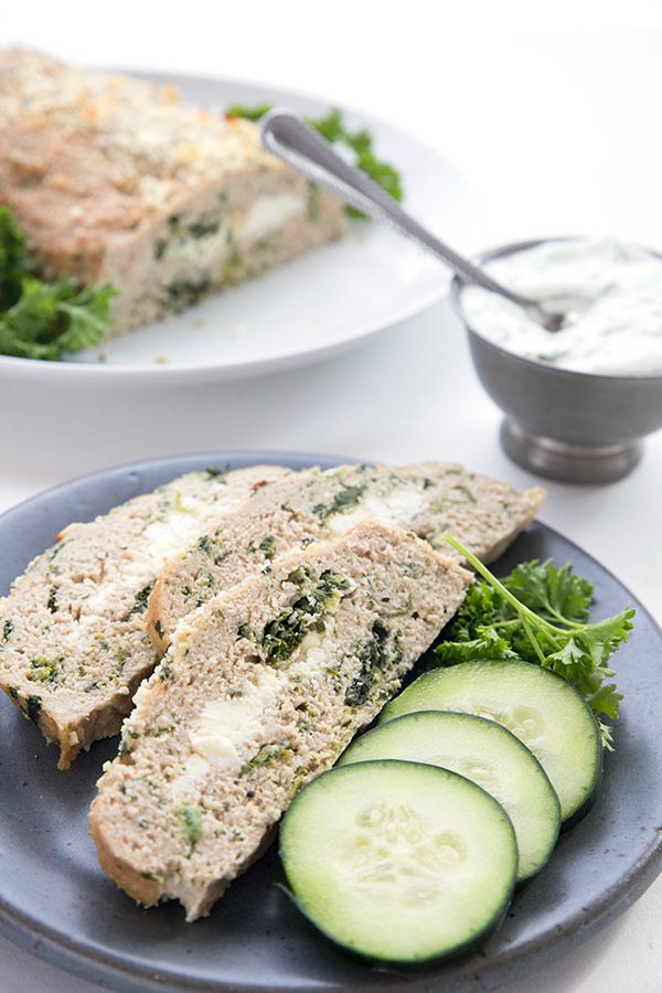 Healthy Low Carb Turkey Meatloaf Recipe | All Day I Dream ...