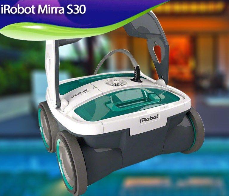 Best Robotic Pool Cleaner 2019 iRobot Mirra S30 20 best robotic pool cleaners for 2019 | Robotic