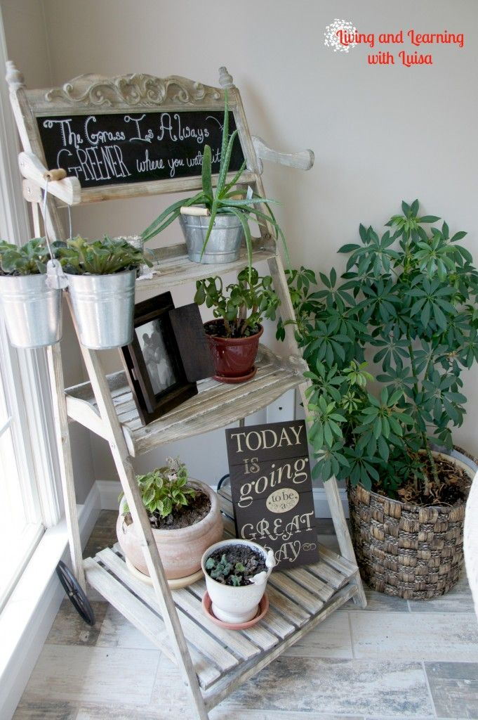 Label your store items with a chalkboard