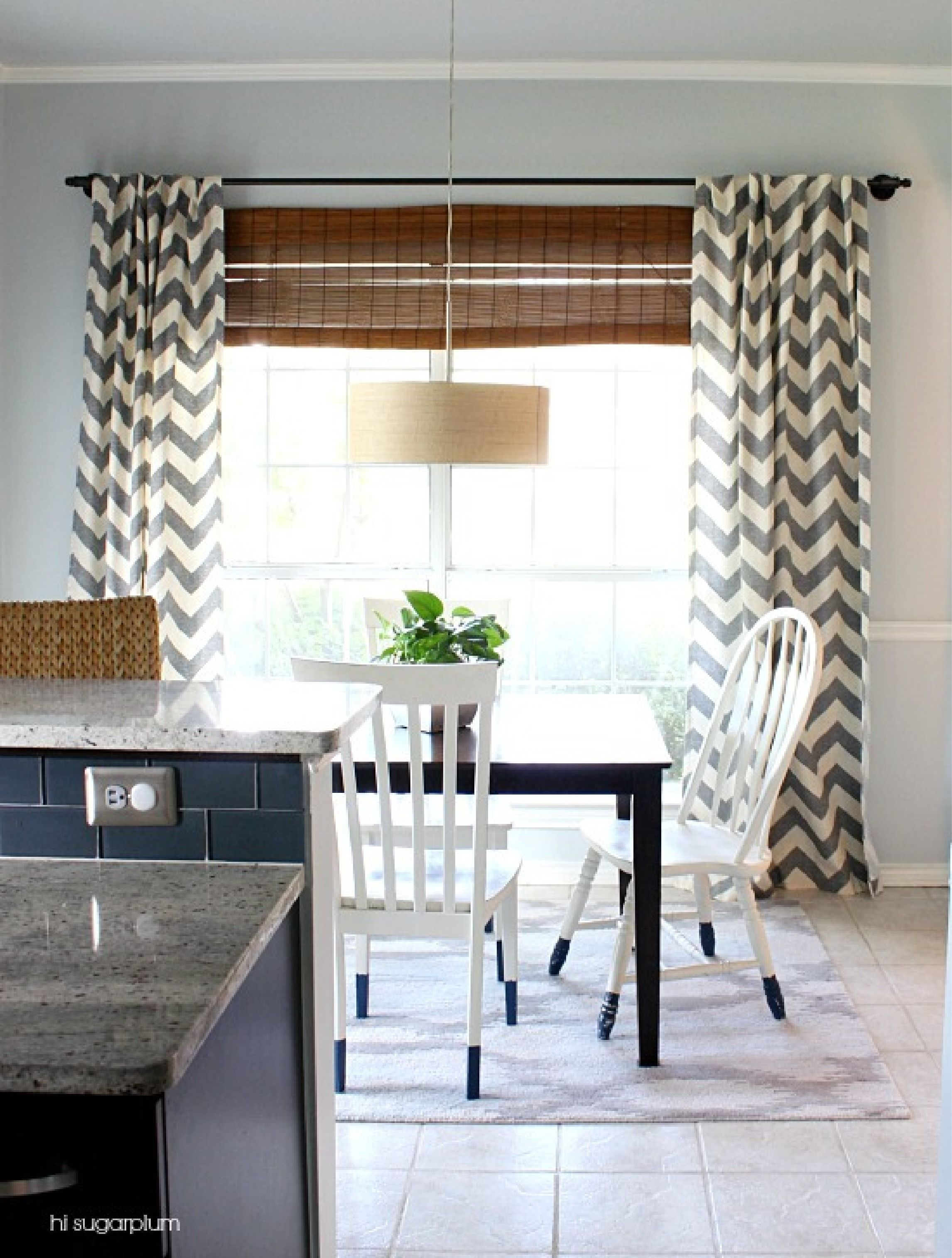 Recreate this galvanized curtain rod basement pinterest