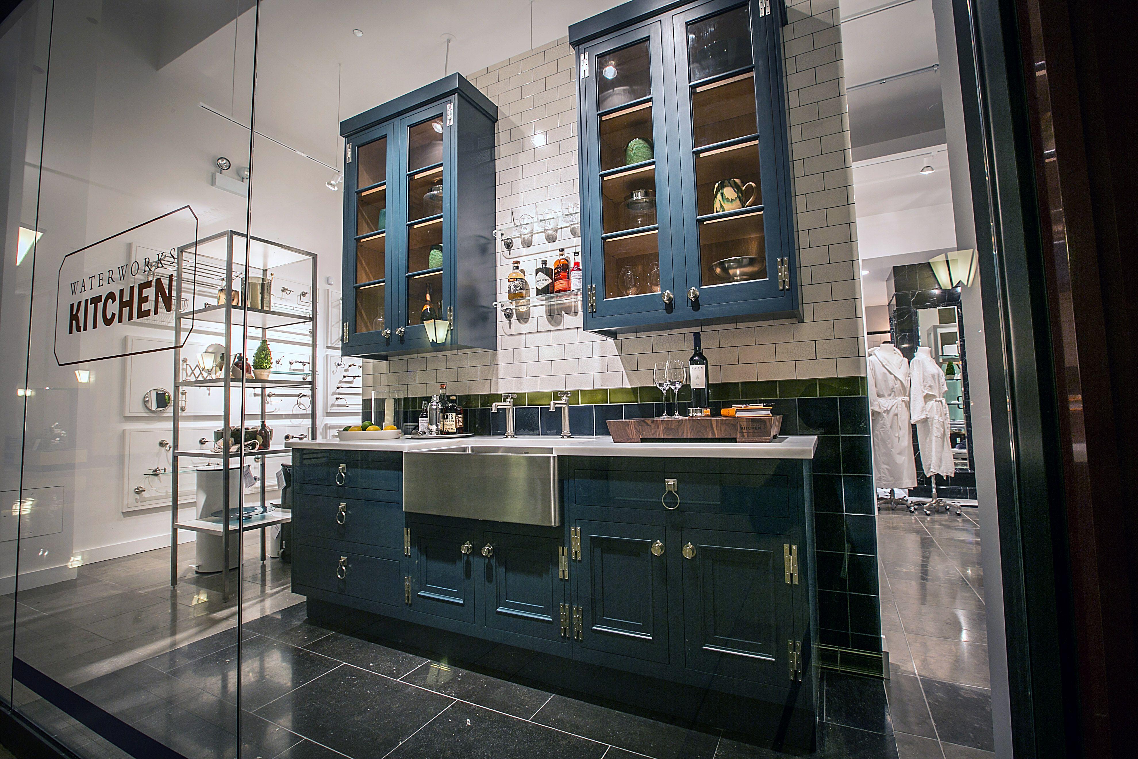 Waterworks Kitchen In Chicago Showroom