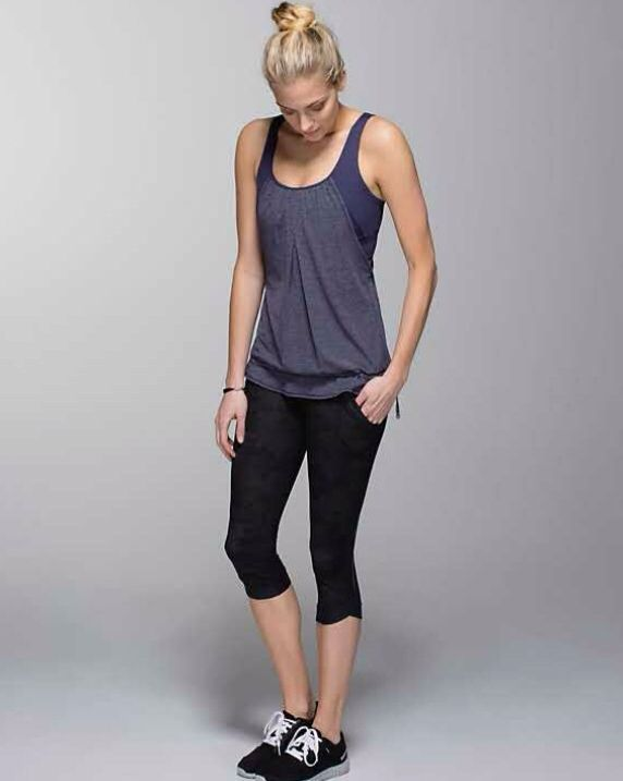 Run Times Tank Lululemon Clothes Womens Tank Outfit Accessories