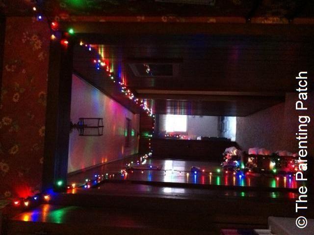 Decorating Modern Vintage Home Decor Ideas Christmas House Lighting - christmas home decor