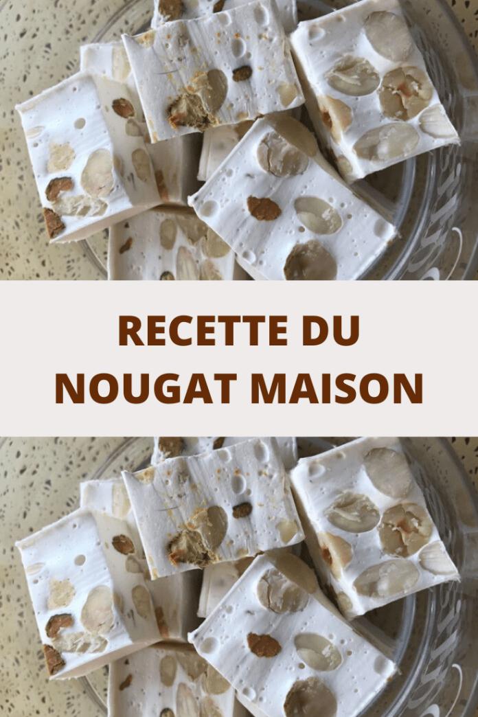 Photo of Recette du Nougat maison