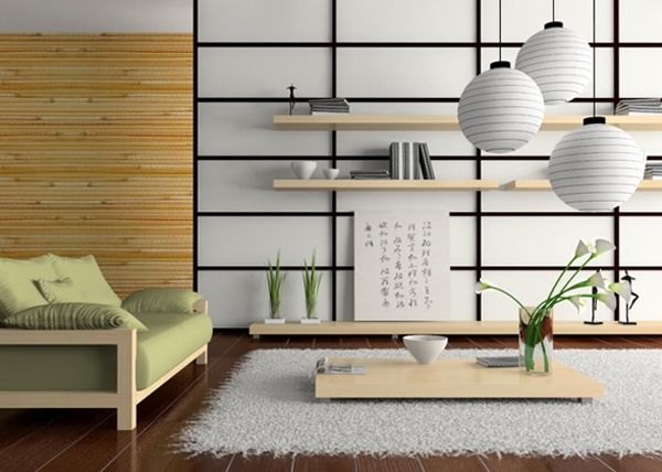 20 Japanese Home Decoration In The Living Room  Japanese Living Magnificent Japanese Living Room Design Ideas