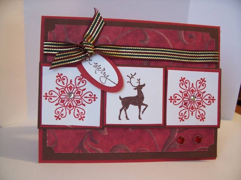 SC250 Winter Post by stampnangel - Cards and Paper Crafts at Splitcoaststampers