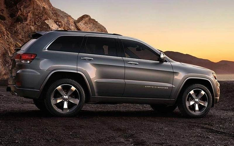 Awesome Jeep Cherokee Price In India