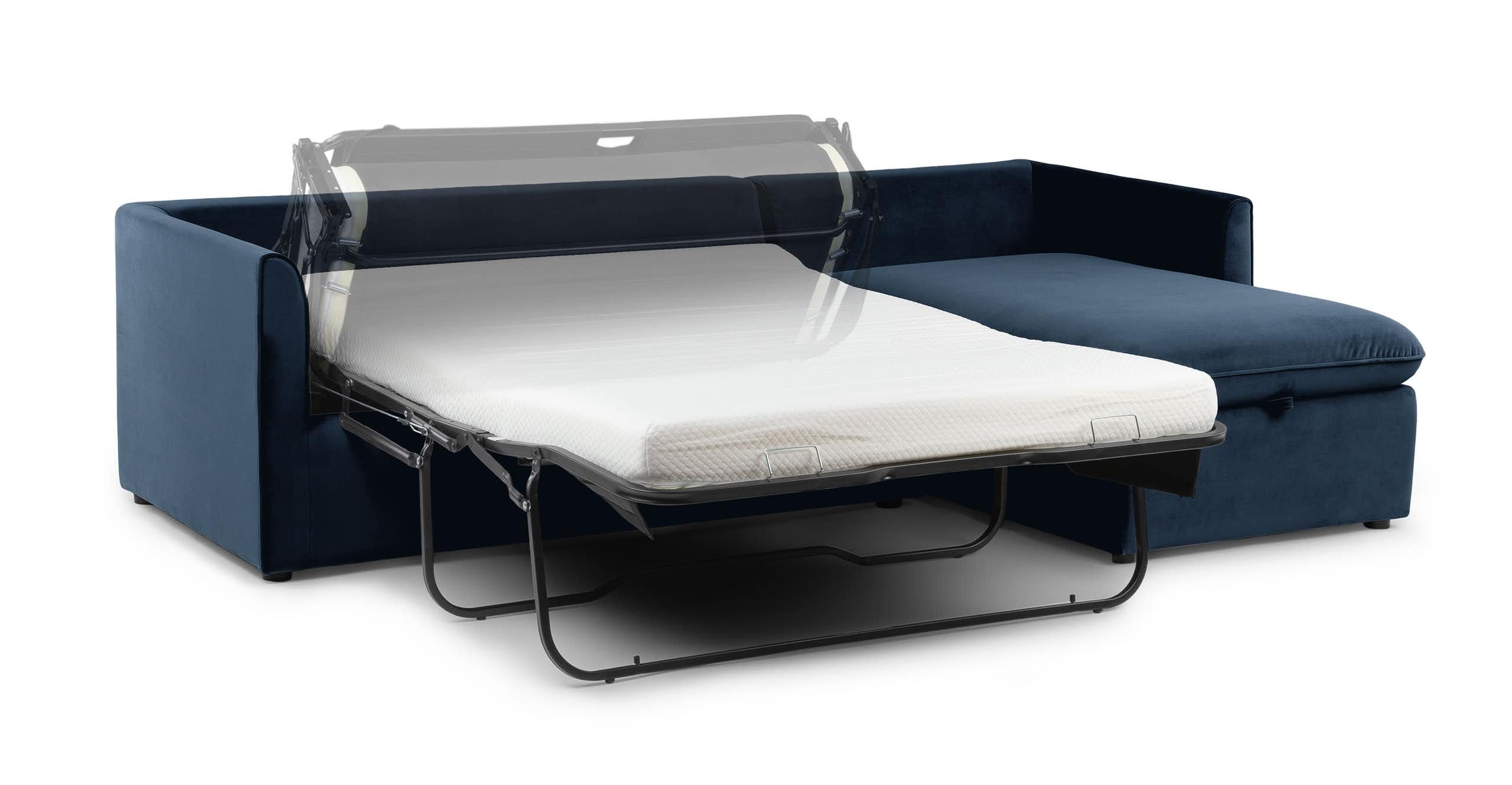ikea hack ikea ektorp sofa bed with new Bemz covers and