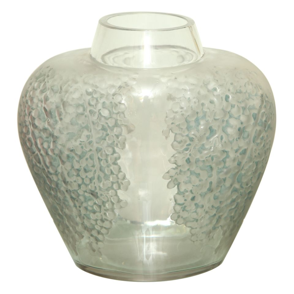 """1stdibs - Art Deco Vase """"Poivre"""" by Rene Lalique explore items from 1,700  global dealers at 1stdibs.com"""