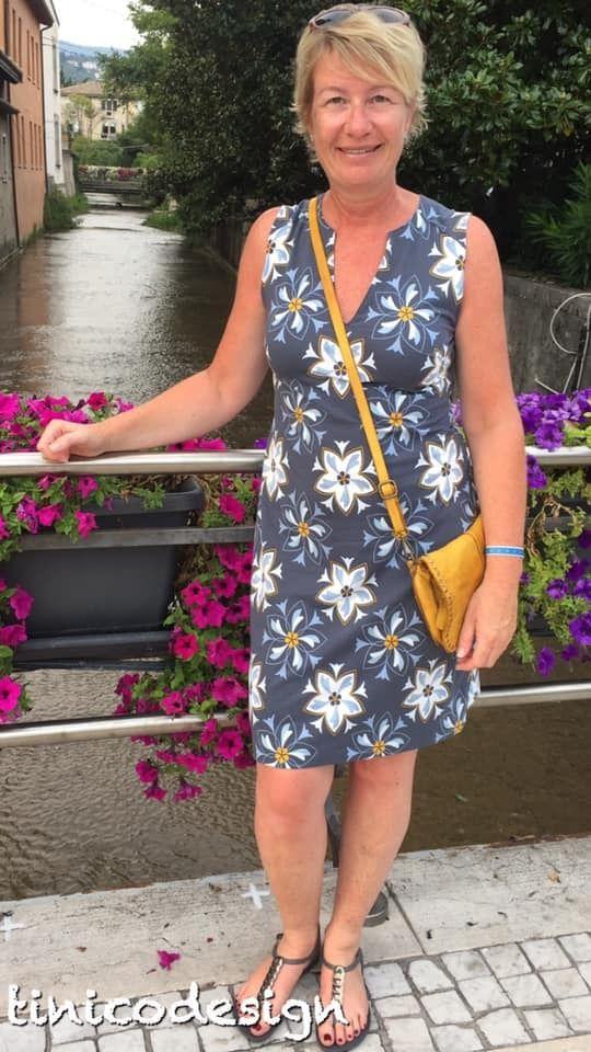 Ebook Kleid Kilia - Gr. 32 - 46   Shirt schnittmuster ...
