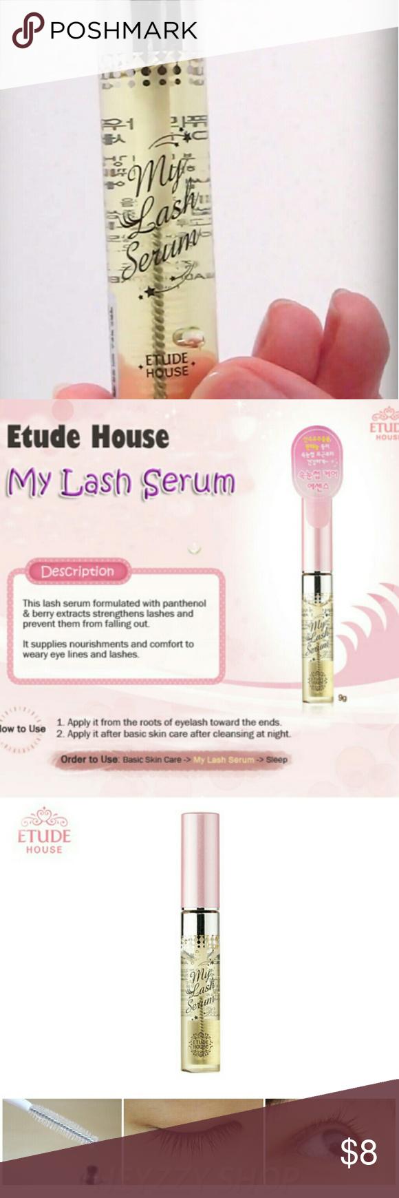 80798fb20c6 Etude House Lash Serum 9g Lash Growth Selling Etude House Lash Serum; a  Korean cosmetic