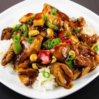 Chicken Recipes : Kung Pao Chicken
