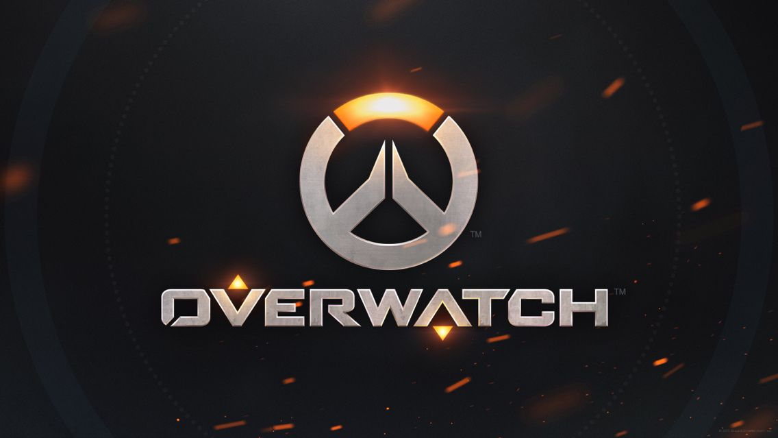 Overwatch logo. | Overwatch wallpapers, Overwatch, Gamers anime