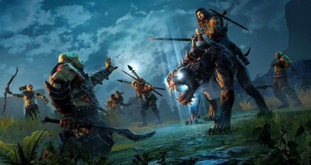 Pin On Middle Earth Shadow Of War