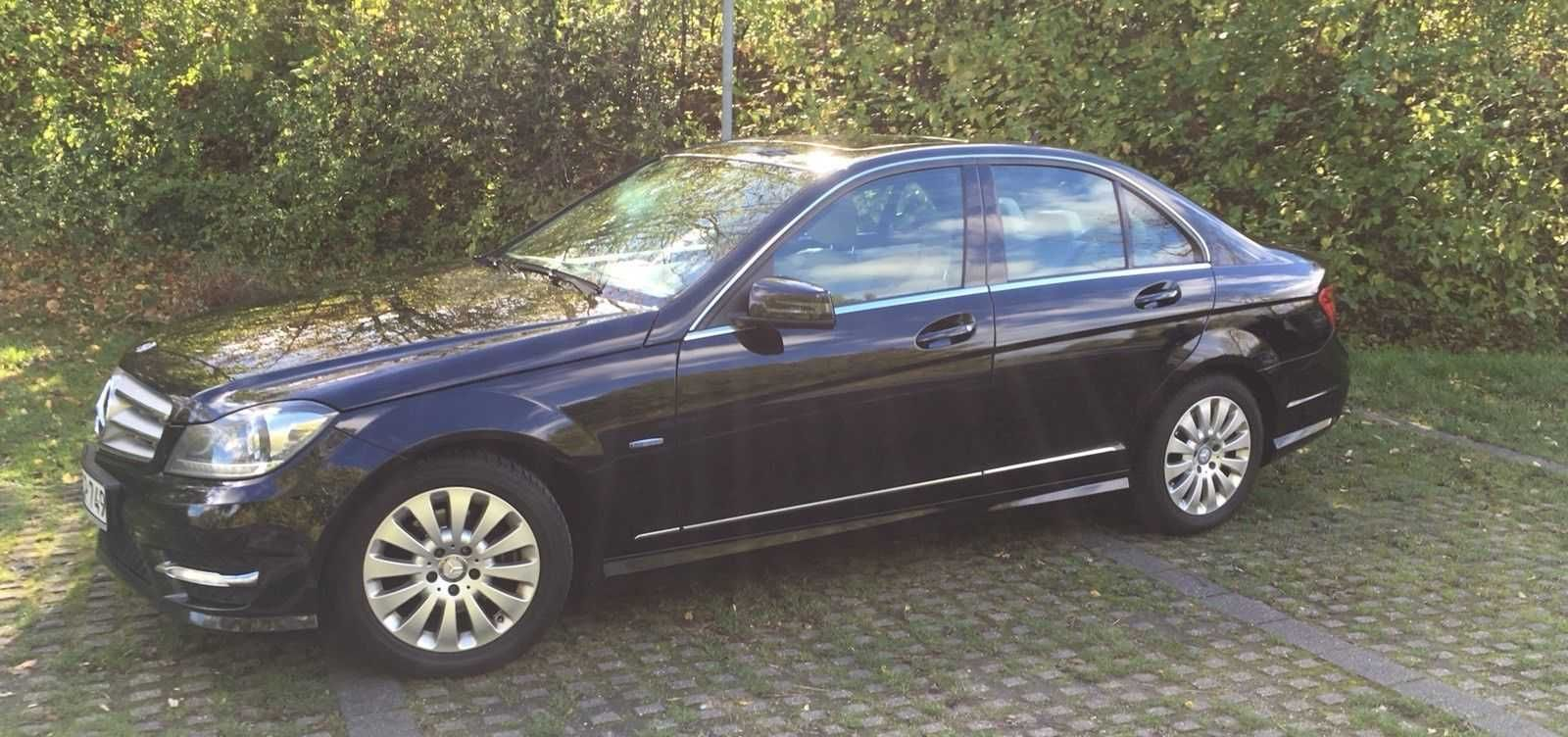 Mercedes-Benz C250 CDI AMG-line   Check more at https://0nlineshop.de/mercedes-benz-c250-cdi-amg-line/