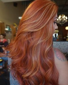 Copper Hair Color Feed Rss From Pinterest In 2020 Hair Styles Blonde Hair Color Copper Hair Color