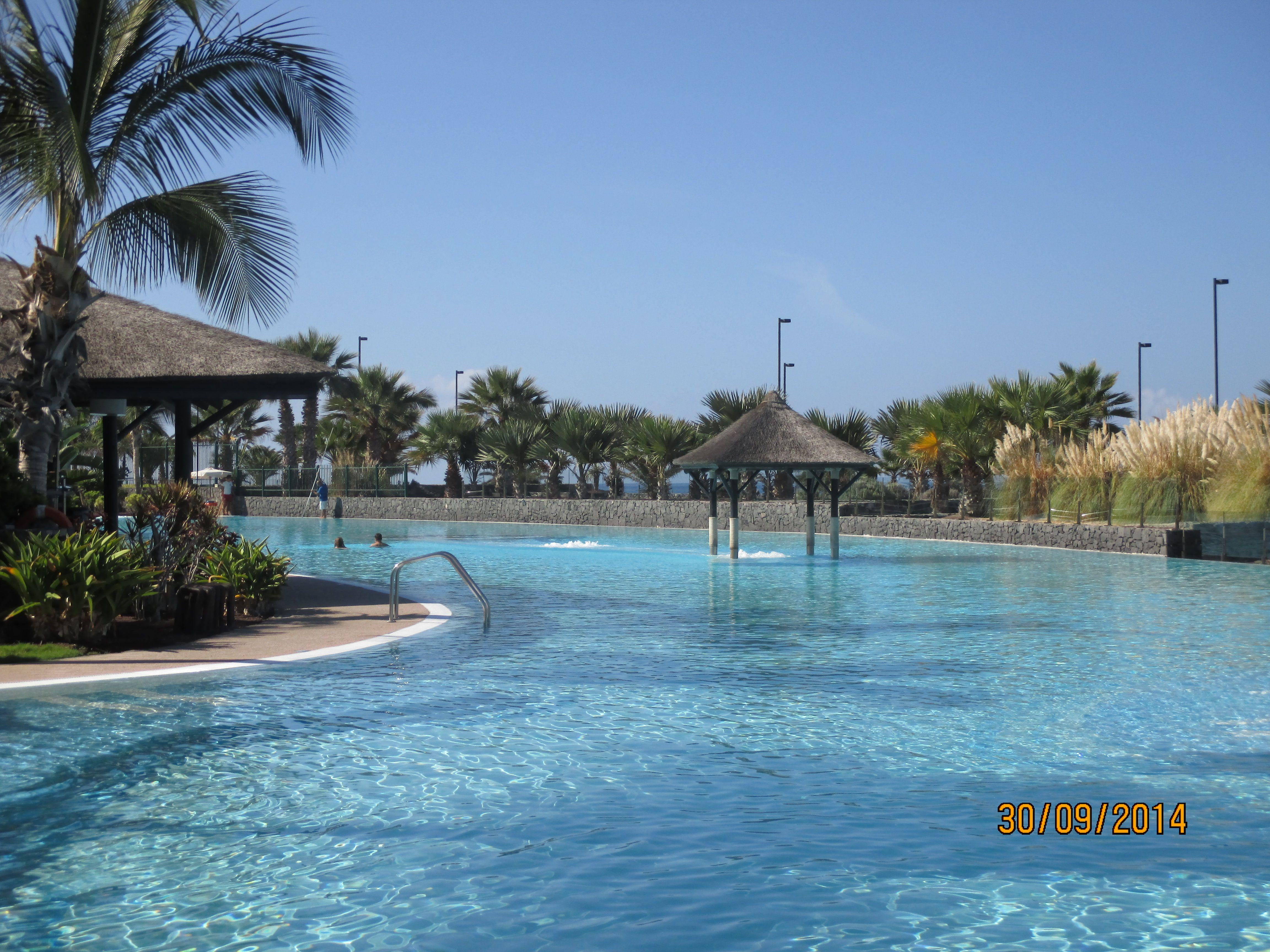 Melia Hotel Las Gigantas Infinity Pool3