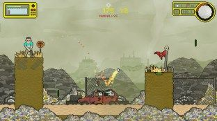 Nuclear Golf Explodes onto PS4 and PS Vita This Summer