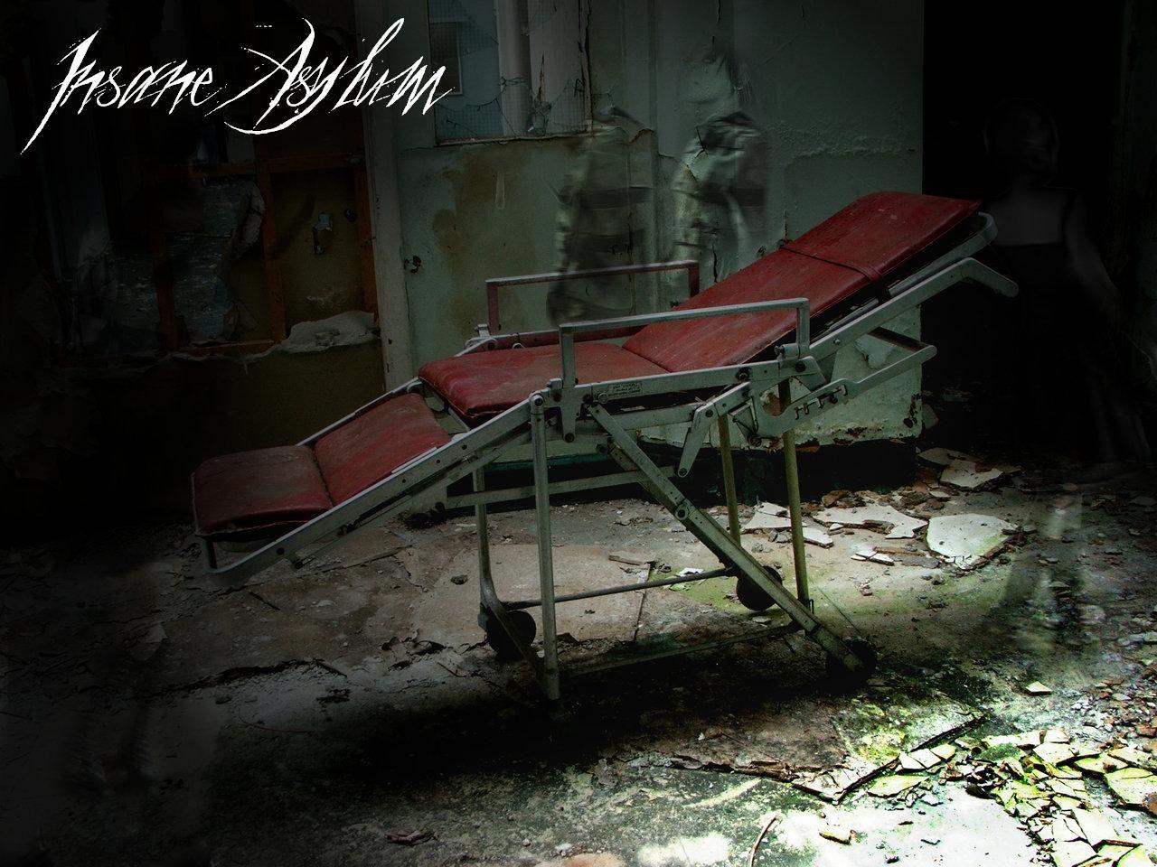 Insane asylum research paper?