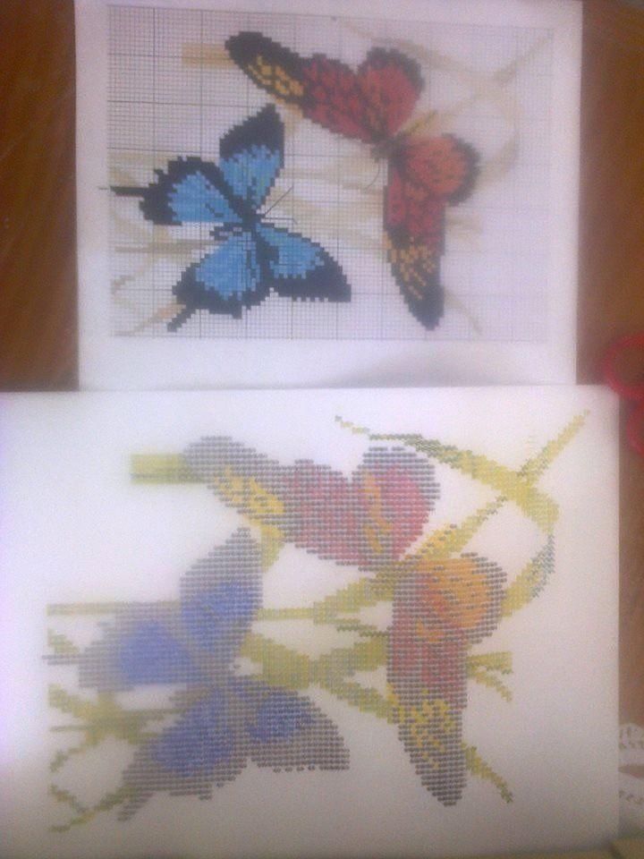 Uso  para mis proyectos patrones de punto de cruz ....http://dibujoshechosamaquinadeescribir.blogspot.mx/