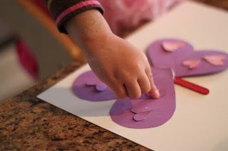 Heart Butterfly Craft