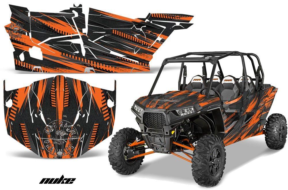 Polaris rzr 1000xp 4-door graphics | Side-X-Side Graphics Kits | Rzr