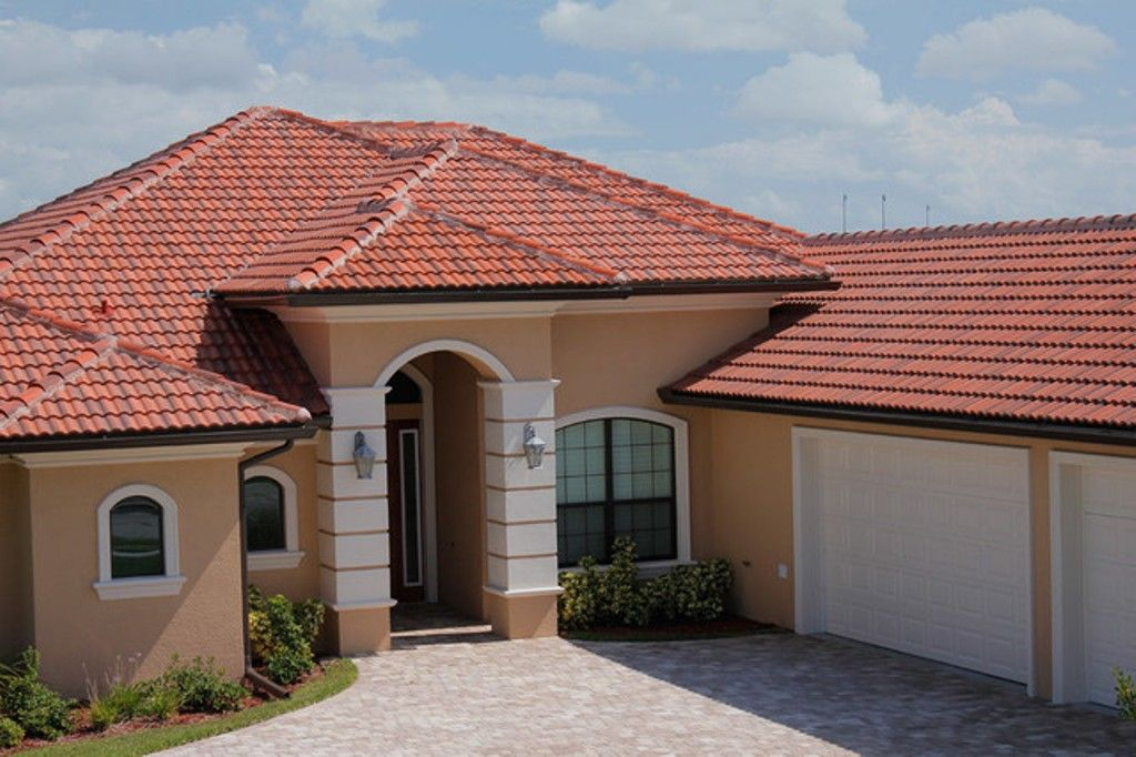 Concrete Roofing Tiles Has Gone Through Some Evolution In 2020 Roofing Concrete Roof Tiles Roofer