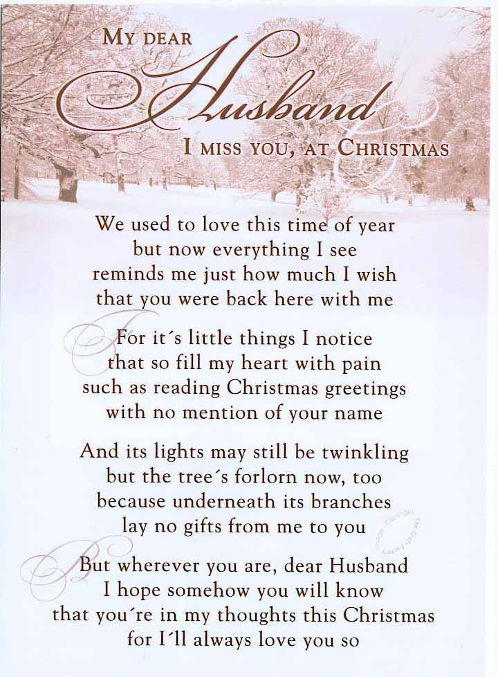 Missing You This Christmas F Missing My Husband Christmas Love