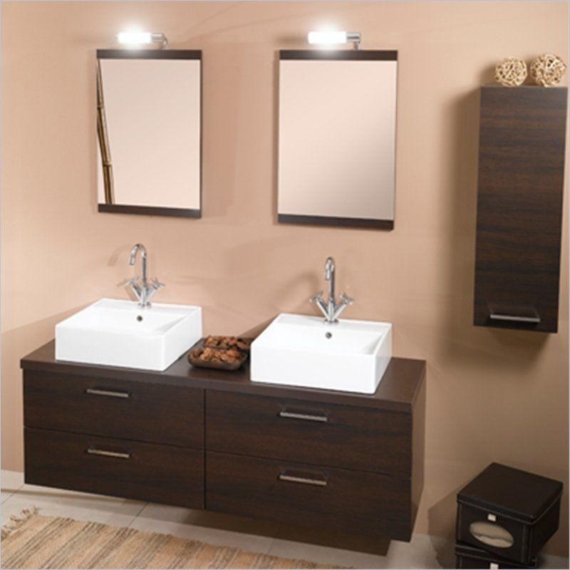 Asian Decor Home Inspired Bathrooms Bathroom Vanities