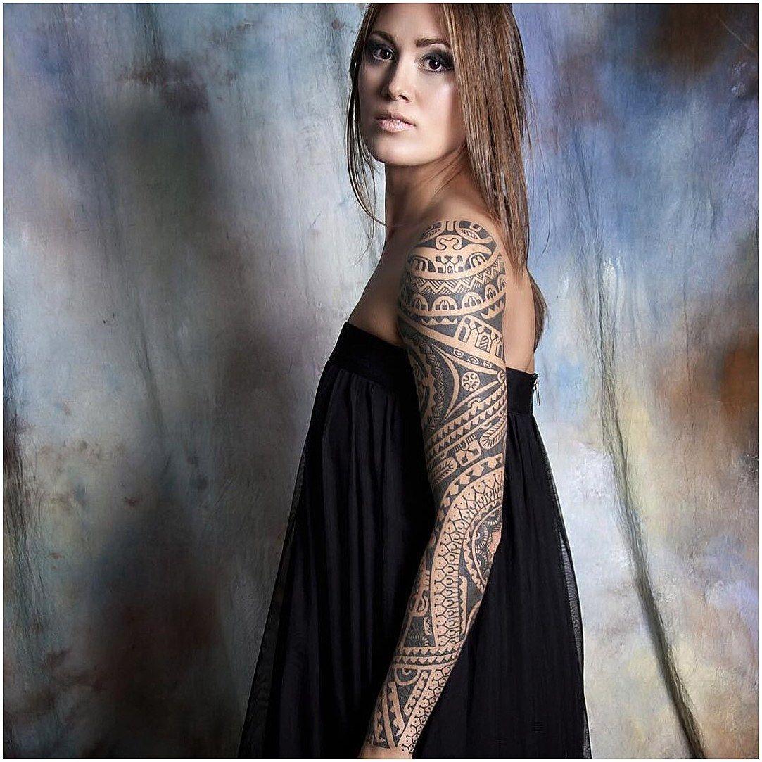 Womenstattoo Womenstattooideas Aztec Tattoo Sleeve Women Aztec Sleeve Tattoo Best Tattoo Ideas Tribal Forearm Tattoos Sleeve Tattoos For Women Maori Tattoo
