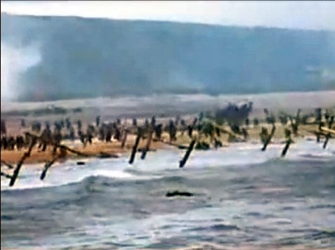 D-day landings in color  | Iconic Photos | D day, D day