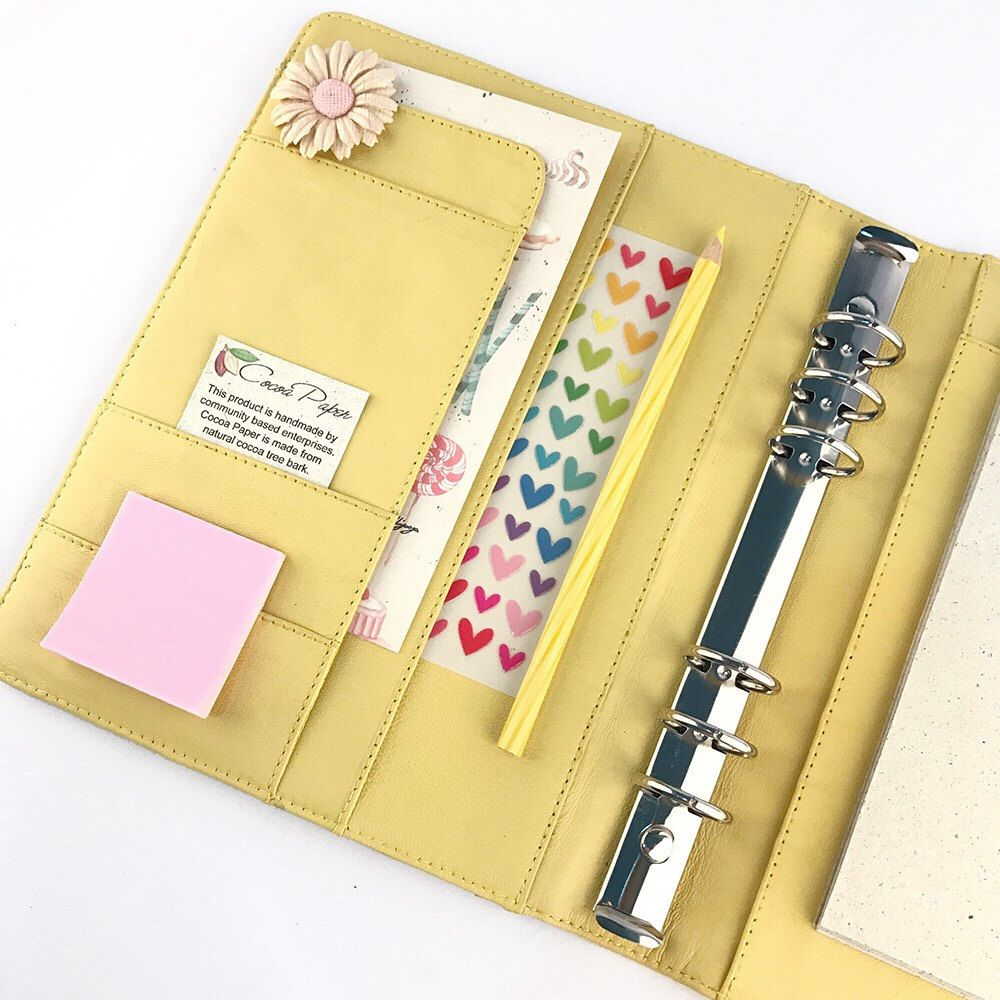 Get Ready For 2017 With Our Planner Binders. Avail In 2