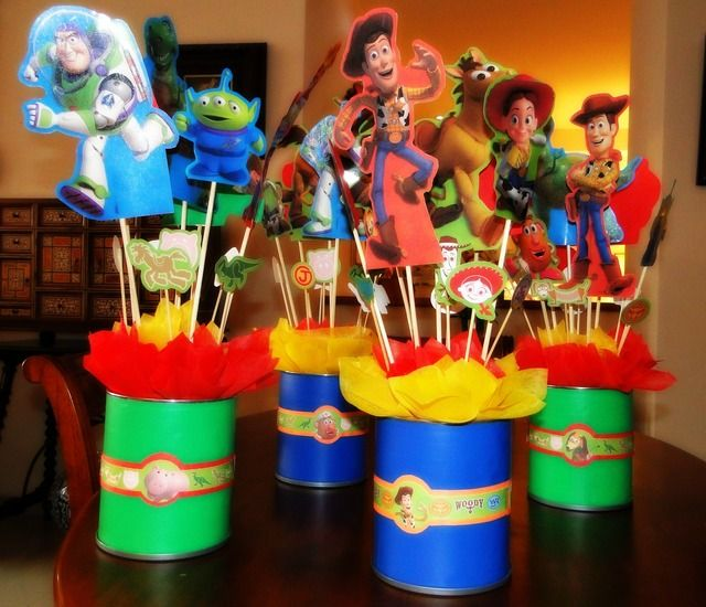 Toy Story Birthday Party Ideas Birthday Ideas Toy Story Party