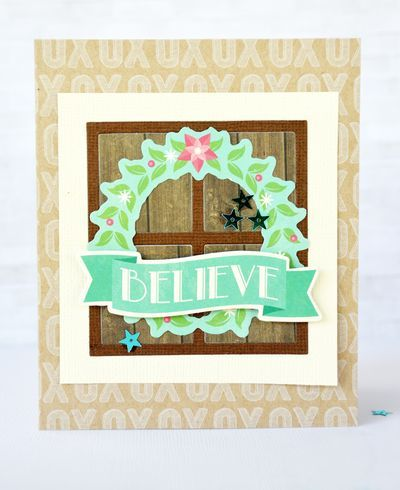 Jillibean Soup Cards on Monday! -- Holly Berry Borscht by Leanne Allinson