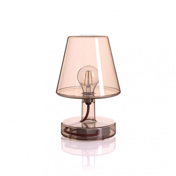Transloetje Brown Avec Images Lampes Jaunes Lampe Rose Lampe De Table Moderne