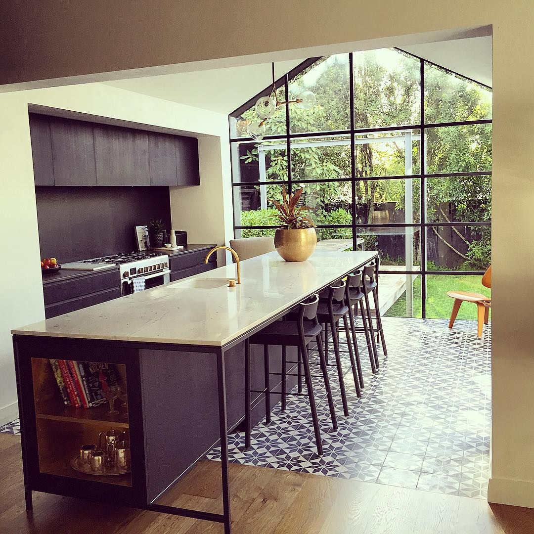 Kitchen Design Ideas An Interview With Johnny Grey: Crittal Windows...my Most Recent Obsession.