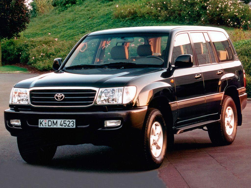 Kelebihan Toyota Land Cruiser 1998 Top Model Tahun Ini