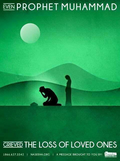 Allah's Test: Prophet Muhammad ..ya allah avoid us from that type of test..