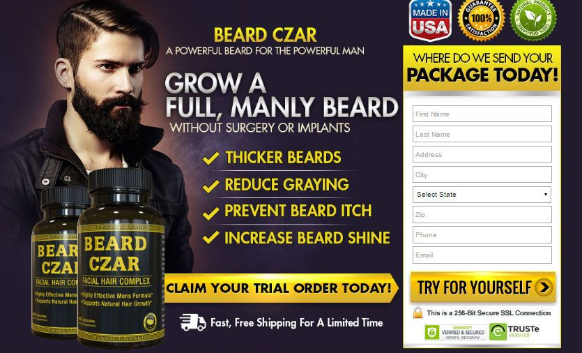 Pin by Rob on SHAVE THAT THING!!! Beard growth supplement Herbal supplements Pre workout